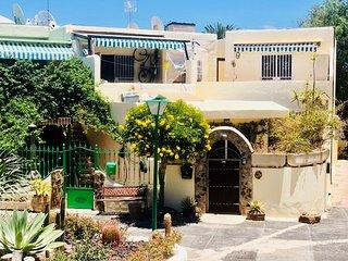 Apartamento Alessandra con balcón & wifi, solo 200m de Playa Grande