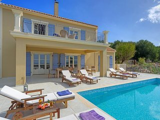 3 bedroom Villa in Antipata, Ionian Islands, Greece : ref 5334433