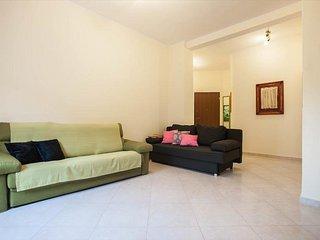 Accogliente appartamento piano terra con giardino
