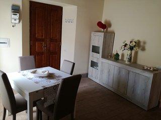 Grazioso appartamento nel centro storico di Bevagna con ampio terrazzo