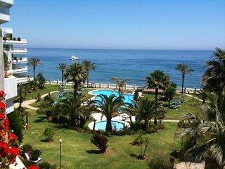 Playa Esmeralda, luxurious beachfront apartment