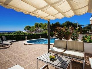 Villa Lujo GER Binibeca . WiFi . Vistas al Mar . 12 Pax - 6 Habitaciones