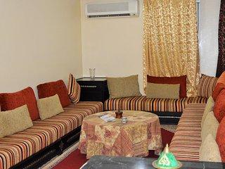 Appartement 2 chambres a marrakech, l'hiverange