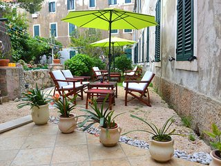 Dubrovnik Apartment Ragusa, Pile area