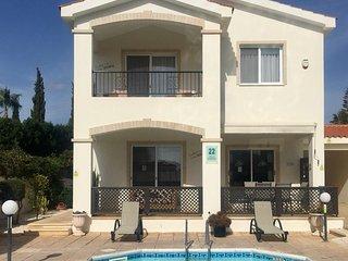 Villa Hannah Coral Bay Paphos