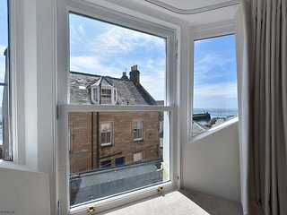 Penthouse on the Harbour in Coastal Pittenweem, East Neuk of Fife