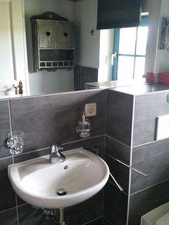Badezimmer Wohnung 'Oie'