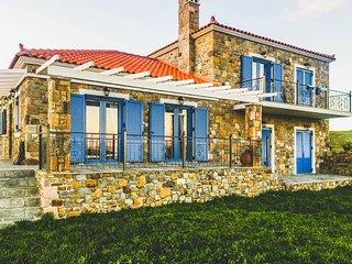 Beautiful Stone House with Stunning Sea Views