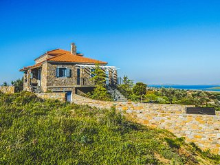 Beautiful Stone House with Stunning Sea Views