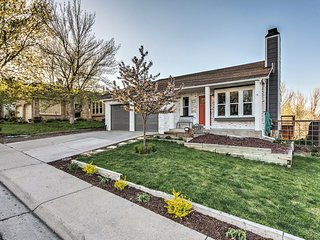 Quiet, Modern Home - 15 Mins to Downtown Denver!