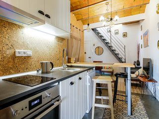 Beautiful 2 bed apartment in Poble Nou