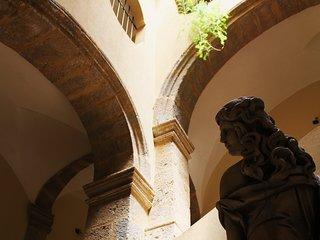 Casa P&G in palazzetto storico siciliano