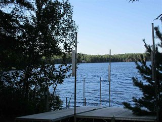 STONE COTTAGE:  Snowmobilers welcome! Tahquamenon Falls State Park nearby!