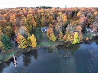 MASTERS RETREAT (by Pictured Rocks) Fall dates open! All-seasons cottage! Pets w