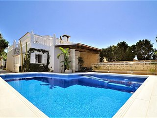 Villa in Bahia Grande 6 pax, 3 bedrooms. Private Pool, Satellite TV. - Free Wifi