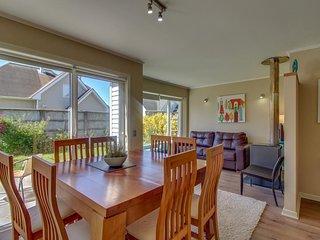 Espaciosa casa familiar con gran patio - Spacious family home with large patio