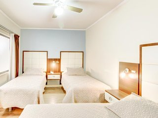 Comfortable hotel-style room w/ entertainment - convenient & affordable!