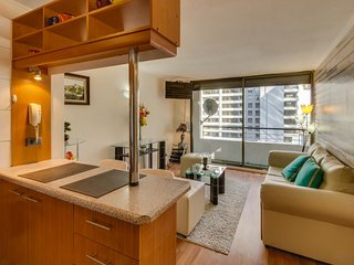 NEW LISTING! Convenient apartment in the city center w/shared pool, laundry room