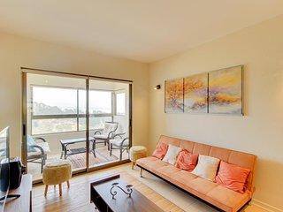 Departamento con gran piscina compartida - Apartment with large shared pool