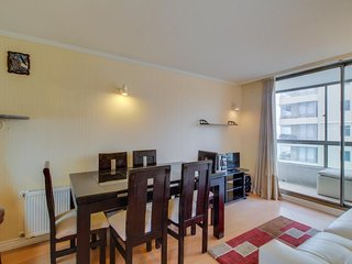 Oceanview apartment in the heart of Viña del Mar. Walk everywhere!