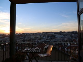 Apartment close to Lisbon Castle