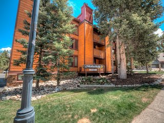 Downtown Breckenridge Condo: Walk To Peak 9 Slopes