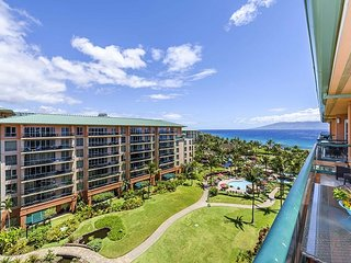 Honua Kai-Konea 743 Interior Ocean View 2BDR/2BA Penthouse level condo!