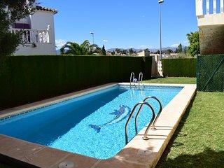 Apartamento en la Playa de Oliva Nova