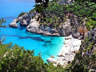 Charmantes Haus nahe den weisen Traumstranden von Sardinien