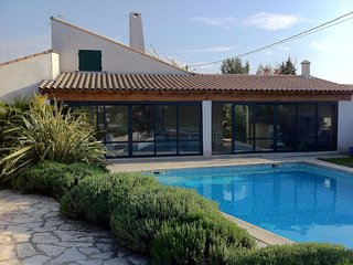 Villa Bousquet, family villa with private pool