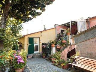Antico borgo tipico collinare
