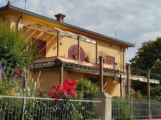 Villetta indipendente nel cuore della Toscana 9 (3 camere)