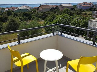 Apartments Salis - Comfort One-Bedroom Apartment with Sea View (A4)