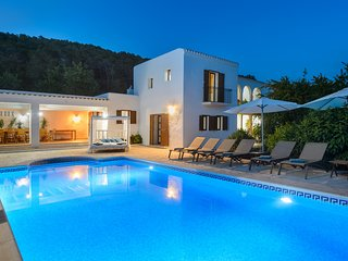 6 bedroom Villa in San Jose, Balearic Islands, Spain : ref 5047867