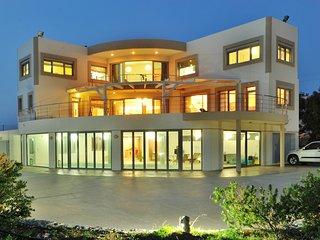 Faliraki View Villa -Exceptional -in-outdoor pool with breathtaking Ocean view