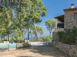 Villa con vistas al mar, 300m de la playa, piscina y barbacoa