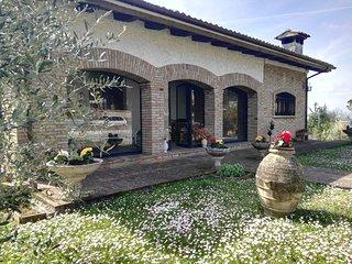 Villa Mery, casa vacanza sui colli della Riviera di Rimini