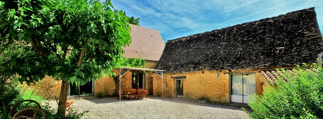 cottage for 8 people between Sarlat and Lascaux