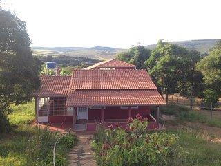 Suite em Sítio a 2 km de Carrancas