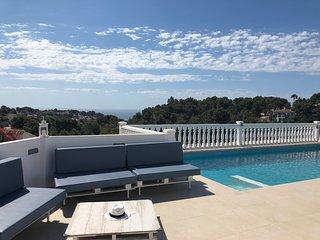 Villa piscine privée et vue mer, 'Casa Béatrice'