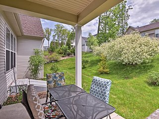 East Stroudsburg w/Fire Pit Home Near Outdoor Rec!