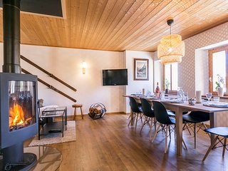 Chalet - 500 m from the slopes