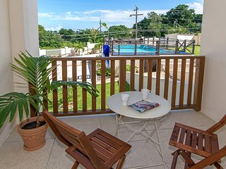 Luxury 2BR Home facing Beach w/Pool Montego Bay #4