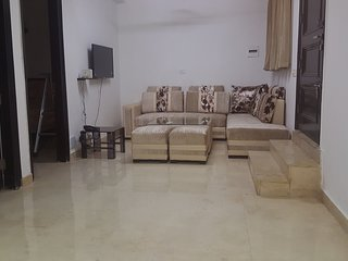 Ground Floor 2 Bed Room- Peaceful & Quiet in Delhi