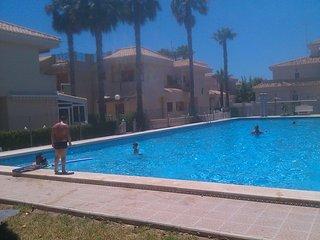 Apartamento Residencial Playa Flamenca,Orihuela Costa, Alicante