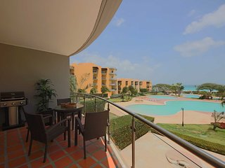OCEANIA RESORT - Summer View Two-bedroom condo - A244  - BEACHFRONT - EAGLE BEAC