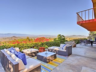 North San Diego Vineyard Villa w/Pool & Mtn Views!