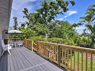 NEW! Marco Island Home w/Deck - 2 Miles To Beach!