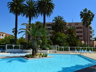 Rental Apartment Golfe Juan, 1 bedroom, 2 persons