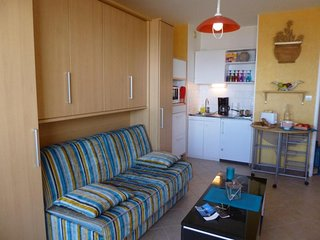 Rental Apartment Saint-Jean-de-Monts, studio flat, 2 persons